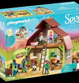 Playmobil 70118 Grange Spirit