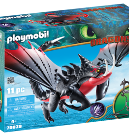 Playmobil 70039 Aggrippemort et Grimmel