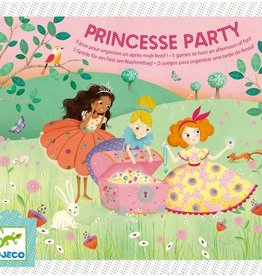 Djeco Princesse Party