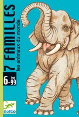 Djeco 7 familles / Les animaux du monde