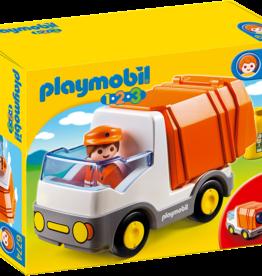 Playmobil 6774 Camion à ordures 1.2.3
