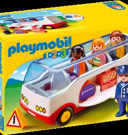 Playmobil 6773 Autocar 1.2.3
