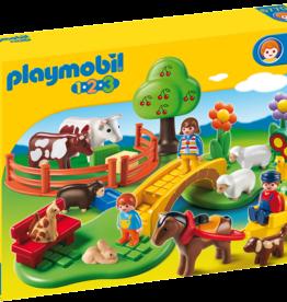 Playmobil 6770 La campagne 1.2.3