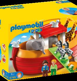 Playmobil 6765 Arche de Noé transportable 1.2.3