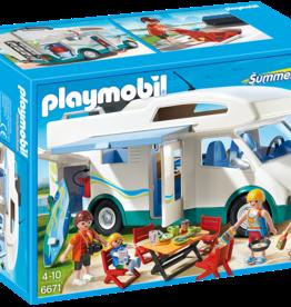 Playmobil 6671 Autocaravane familiale