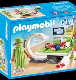 Playmobil 6659 Salle de radiologie