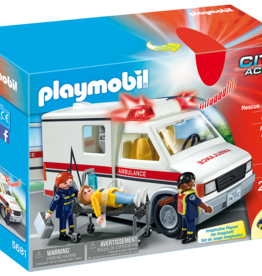 Playmobil 5681 Ambulance