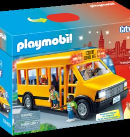 Playmobil 5680 Autobus de transport scolaire
