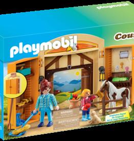 Playmobil 5660 Coffret de l'écurie
