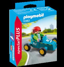Playmobil 5382 Enfant avec kart