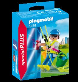 Playmobil 5379 Laveur de vitres