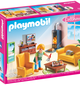 Playmobil 5308 Salon avec cheminée