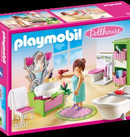 Playmobil 5307 Salle de bains avec baignoire
