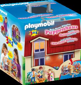 Playmobil 5167 Maison transportable
