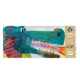 Djeco Puzzle géant Léon le dragon