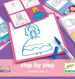 Djeco Edulodo Step by step Joséphine