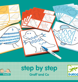 Djeco Edulodo Step by step Graff & co