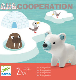 Djeco Little coopération