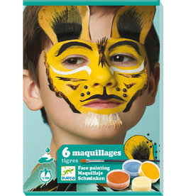 Djeco Coffret de maquillage Tigre