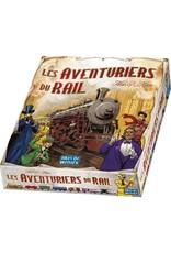 Days of Wonder Les Aventuriers du Rail USA