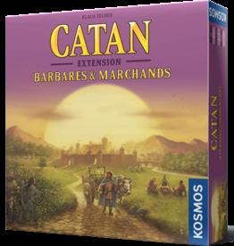 Filosofia Catan - extension Barbares & Marchands