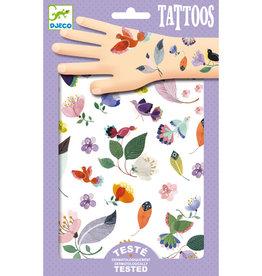 Djeco Tatouages Envolées