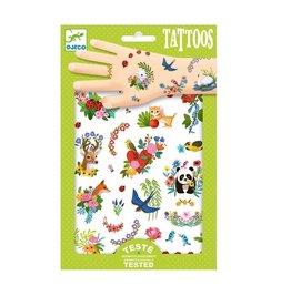 Djeco Tatouages Happy spring