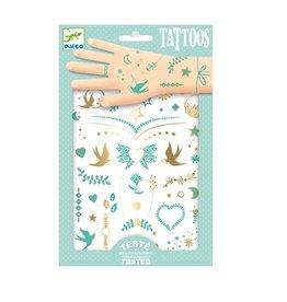 Djeco Tatouages Les bijoux de Lily