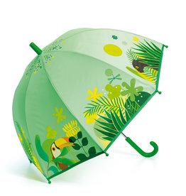 Djeco Parapluie Jungle tropicale