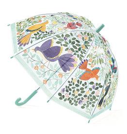 Djeco Parapluie Fleurs et oiseaux
