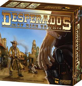 Matagot Dice Town - Desperados (français)