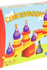 Blue Orange Chickyboom***