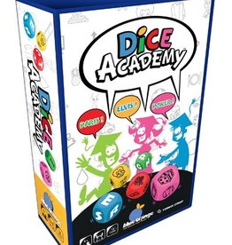 Blue Orange Dice Academy (bilingue)
