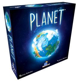 Blue Orange Planet (bilingue)