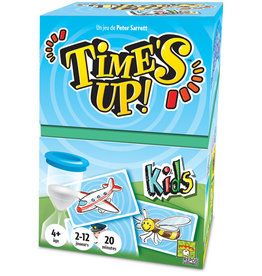 Repos Production Time's Up Kids 1 version chat