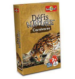 Bioviva Défis nature - Carnivores