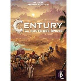 Plan Games Century- la route des épices