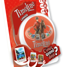 Asmodee Timeline Canada (blister)