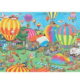 Jan van Haasteren 1000mcx, The Balloon Festival, JvH