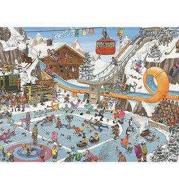 Jan van Haasteren Puzzle 1000mcx, Jeux d'hiver, JvH