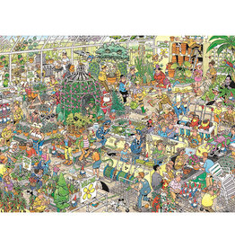 Jan van Haasteren 1000pc, Jardinerie