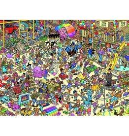 Jan van Haasteren Puzzle 1000mcx, Le magasin de jouets