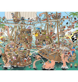 Jumbo 1000pc, Pirates, Pieces Of History