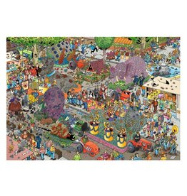 Jan van Haasteren 1000pc, Flower Parade