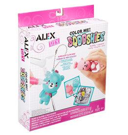 Alex Sqooshies à colorier