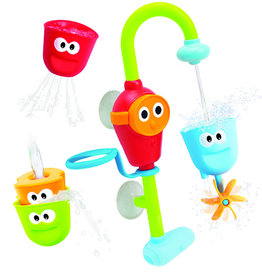 Yookidoo Yookidoo - Fontaine d'eau avec accessoires pour le bain