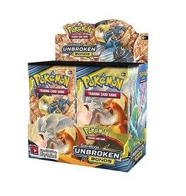 The Pokemon Company Unbroken booster