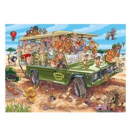 Wasgij W.O. #31, Safari Surprise - 1000pcs