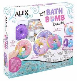 Alex Fabrique de boules de bain beignets
