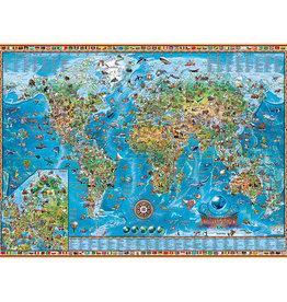 Heye 2000mcx, Amazing World